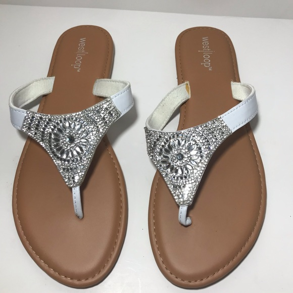 West Loop Sandals Size9 | Poshmark